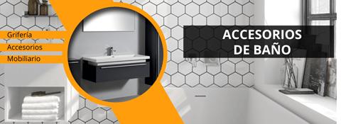 Accesorios de baño de diseño en Amado Salvador