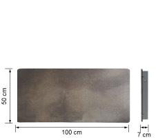 Radiador Smart Stone Caliza Blanco