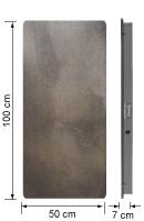 Radiador Climastar Smart Stone 800 w vertical