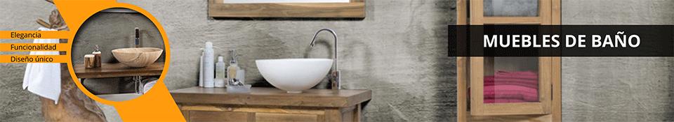 Muebles de baño de diseño en Amado Salvador