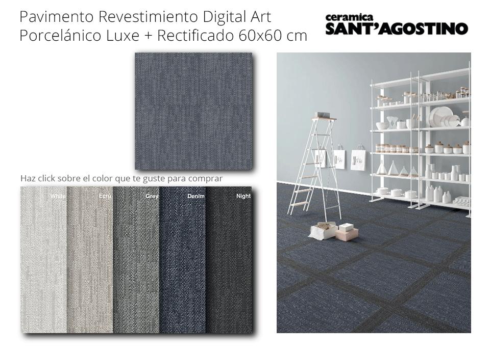 pavimento revestimiento art digital 60x60 cm