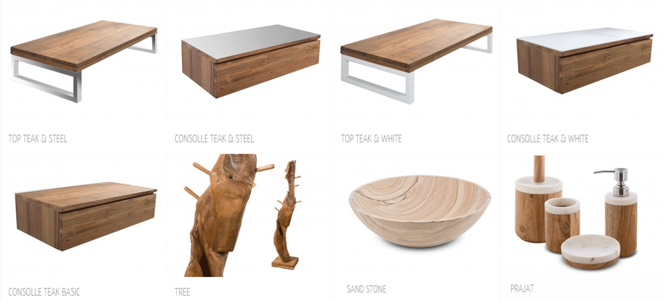 Muebles de baño de diseño Tienda Online Amado Salvador