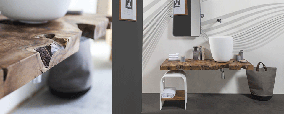 Muebles de baño de diseño Cipí Italia