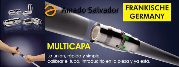 Multicapa tuber a 16x2 aluminio con polietileno frankische - Tubo multicapa calefaccion ...