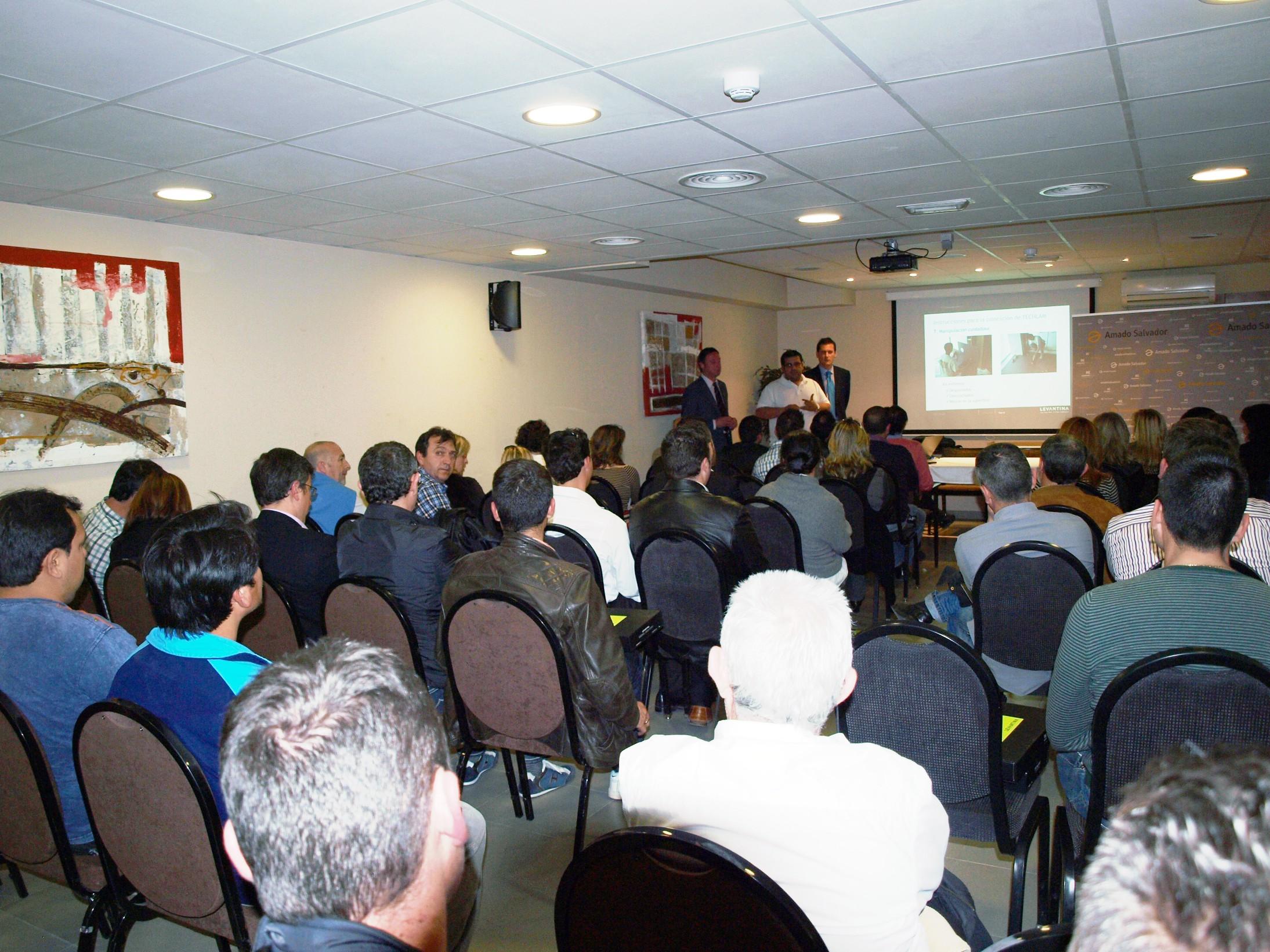 Techlam presentation of levantina amado salvador - Amado salvador ...