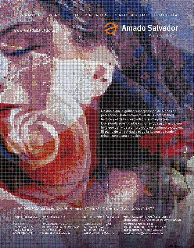 Mosaicos cer micos y vitreos en amado salvador amado - Amado salvador valencia ...