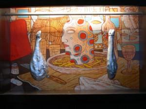 Proyecto de la Tasca Berlanga del diseñador  Vicente Talens