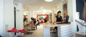 Proyecto peluquería formas Vicente Talens (Amado Salvador)