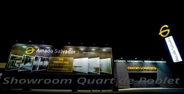 Showroom Fila Amado Salvador Quart de Poblet Valencia