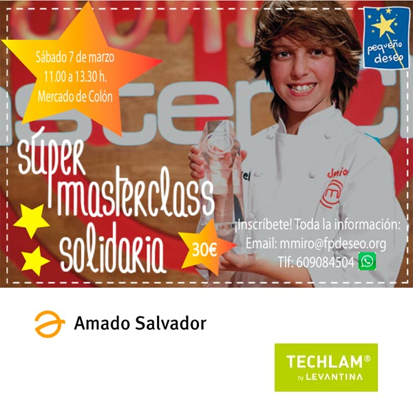 Techlam Amado Salvador Masterchef