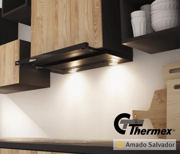 Campanas Extractoras de diseño Thermex / Amado Salvador