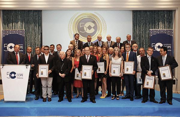 PREMIOS-COPE-2015-GALARDONADOS-AUTORIDADES