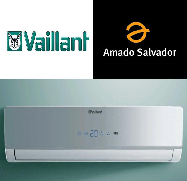 VAILLANT AIRE ACONDICIONADO AMADO SALVADOR
