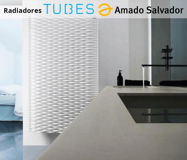 radiadores de diseño italiano y alta calidad tubes modelo trame