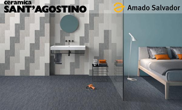 Cerámica Digital Art Sant´ Agostino Amado Salvador