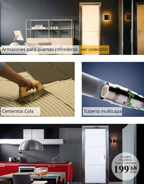 Materiales de construcción en Valencia