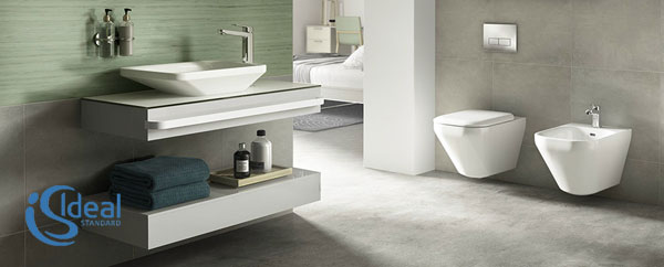 Sanitarios ambiente Tonic II Ideal Standard