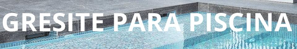 Gresite para piscinas