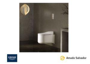 Grohe Sensia Arena Shower toilet inodoro japonés