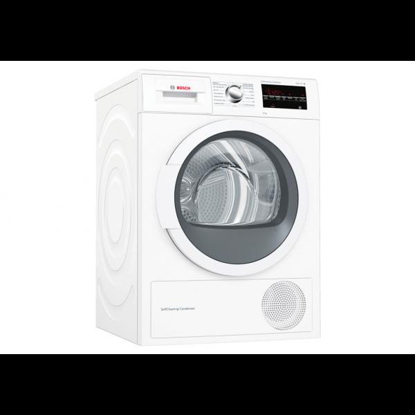 Secadora 8kg con iluminación interior A++ Bosch