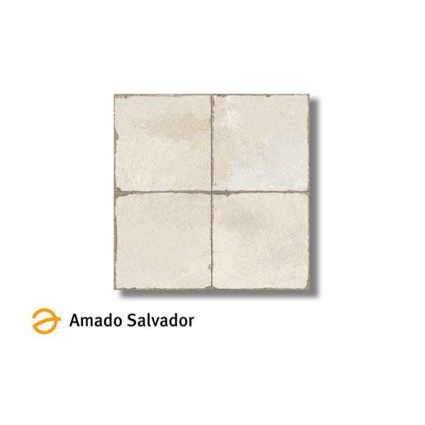 Pavimento / Revestimiento FS-0 Blanco 45x45 cm Gres Design by Francisco Segarra