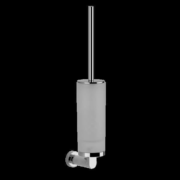 EMPORIO accesorio Escobillero a pared en cristal opaco 38821/031 Gessi