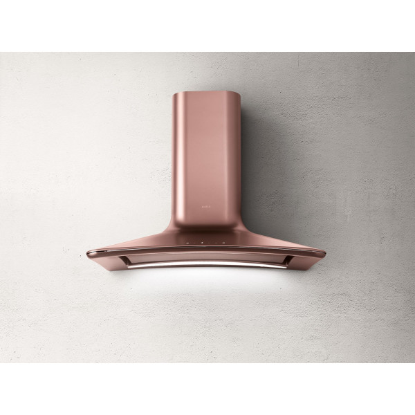Campana extractora a pared SWEET COPPER F/85 CM efecto cobre mate Elica