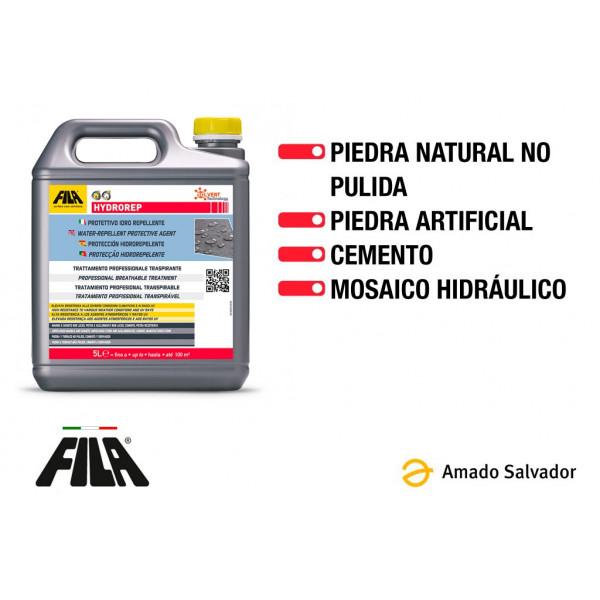HYDROREP ECO Protector hidrorepelente transpirable Fila 5L