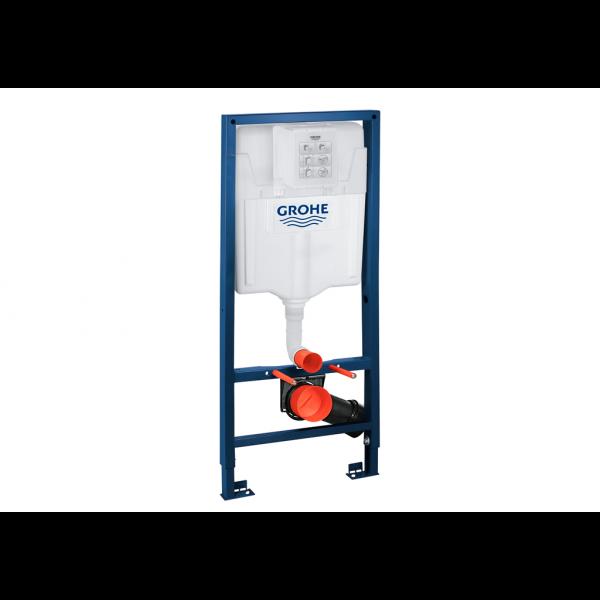 Dal-rapid sl elemento bastidor para wc pladur y ladrillo 38528001 Grohe
