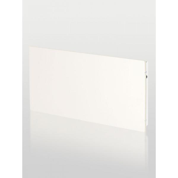 Radiador eléctrico de diseño Avant wifi rectangular 2000w Blanco silicio