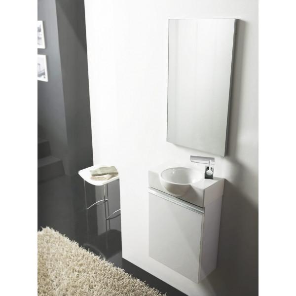 Espejo Bano.Conjunto Mueble De Bano Venecia S Lavabo Y Espejo Varios Colores B K