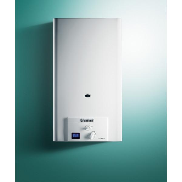 Calentador Turbomag Pro bajo nox Gas natural