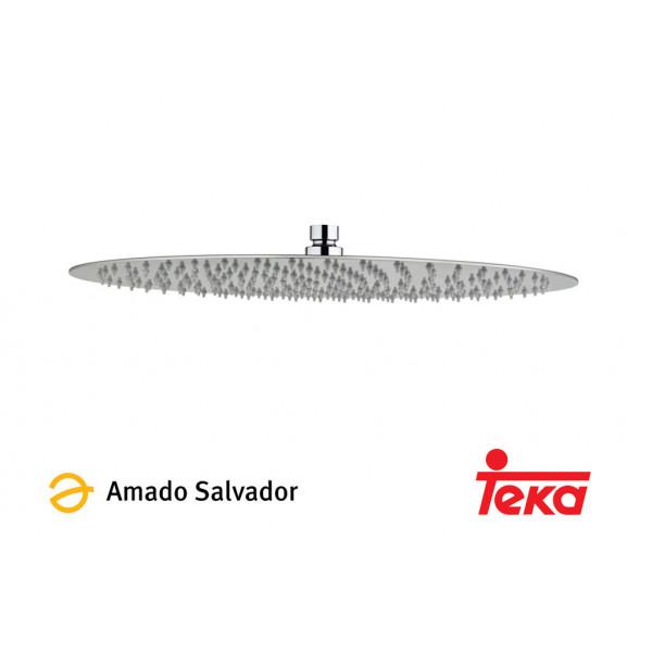 SPA1 ultra slim 250mm rociador de ducha cromo Teka