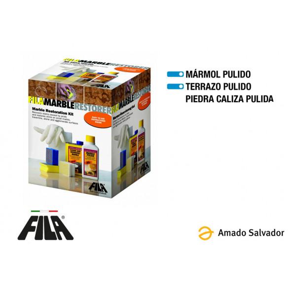 Fila Marble restorer kit (Restaurador para Mármol)