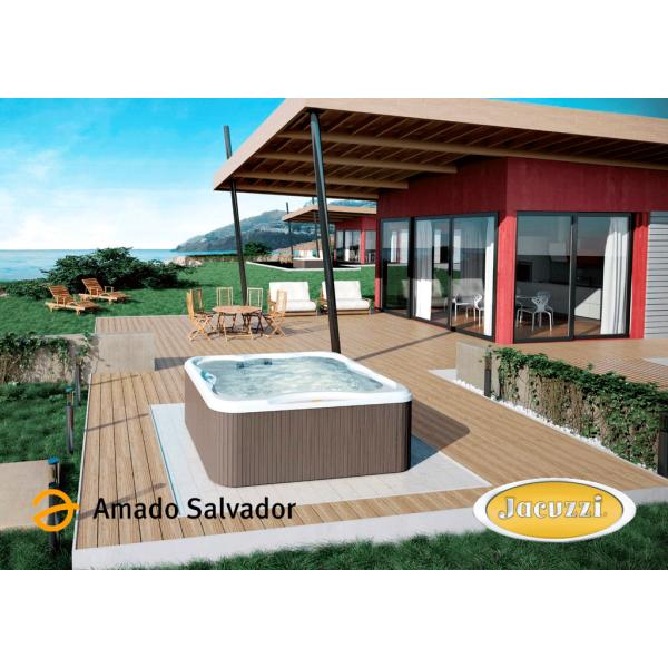 Jacuzzi Lodge M SPA/ Mini piscina Freestanding