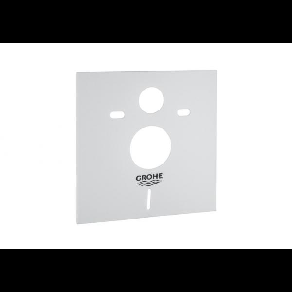 Amortiguador de ruido para bastidor inodoro/bidé suspendido 37313100 Grohe