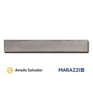 Pavimento Treverkage Grey 10x70cm Brick