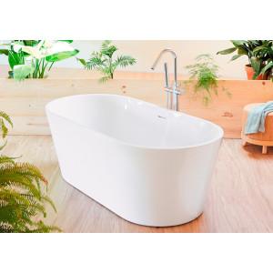 Bañera exenta Acrílica TORINO 170x80cm Personalizable Sanycces
