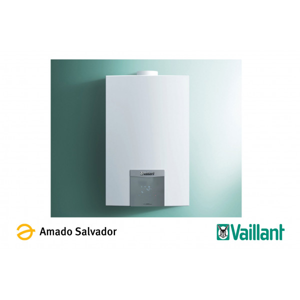 Calentador Vaillant turboMAG plus Estanco ES/PT 11-2/0-5 H de 11L serie green plus ( GAS NATURAL )