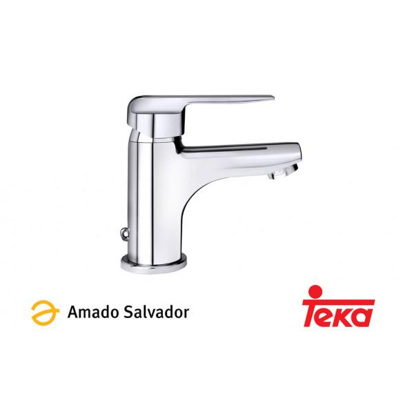 INCA mezclador monomando lavabo cromo Teka