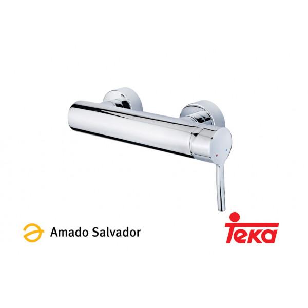 Alaior XL mezclador monomando ducha sin equipo de ducha cromo Teka