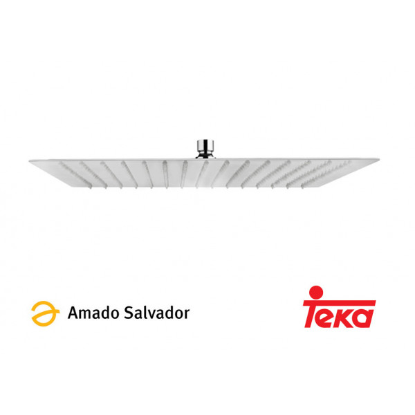SPA 2 ultra slim 250x250mm rociador de ducha cromo Teka