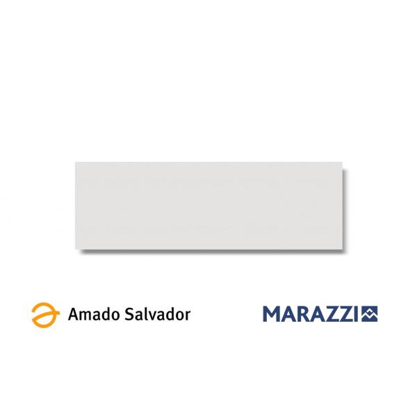 Revestimiento SOUL whitebrillo 25X76cm pasta blanca Marazzi