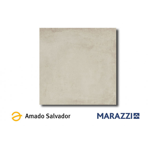 Pavimento Clays Shell 75x75 porcelánico Luxe Rectificado