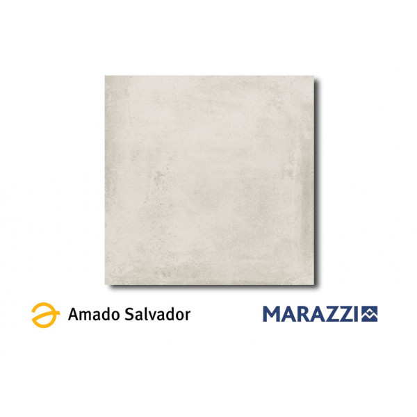 Pavimento CLAYS cotton 75x75cm porcelánico Marazzi