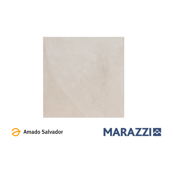 Pavimento Mystone Ardesia Bianco 75X75cm porcelánico rectificado