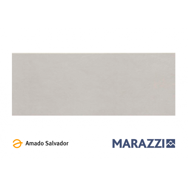 Revestimiento CHALK grey 25x76cm pasta blanca M02H Marazzi