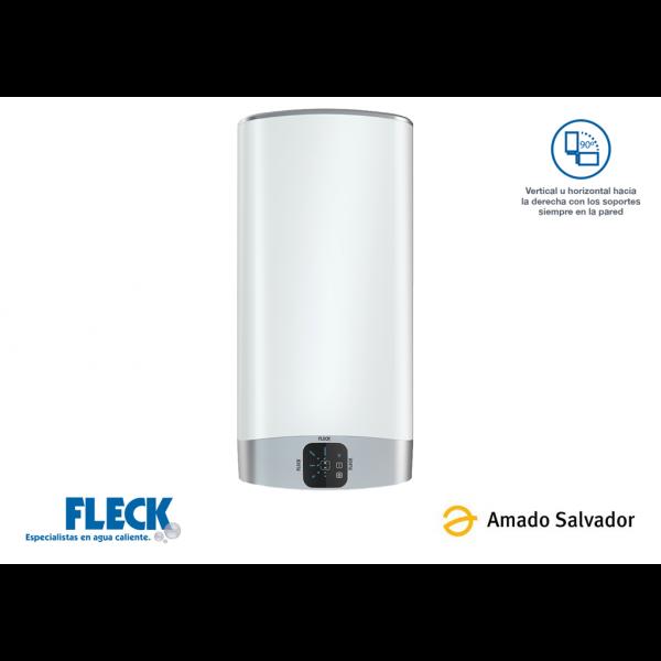 Termo eléctrico Fleck DUO5 de 100 Litros Eu 3626161