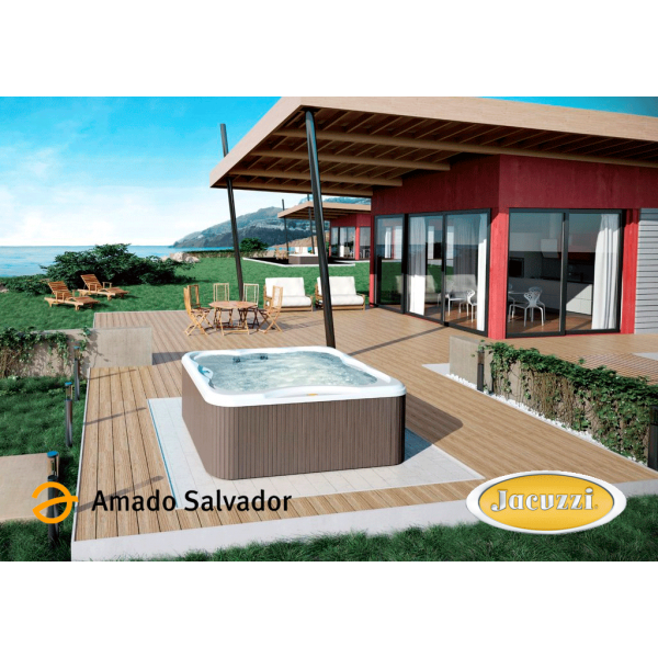 Jacuzzi Lodge M SPA/ Mini piscina Freestanding