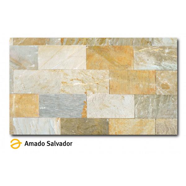 Piedra Natural H.S WHITE 30x60cm